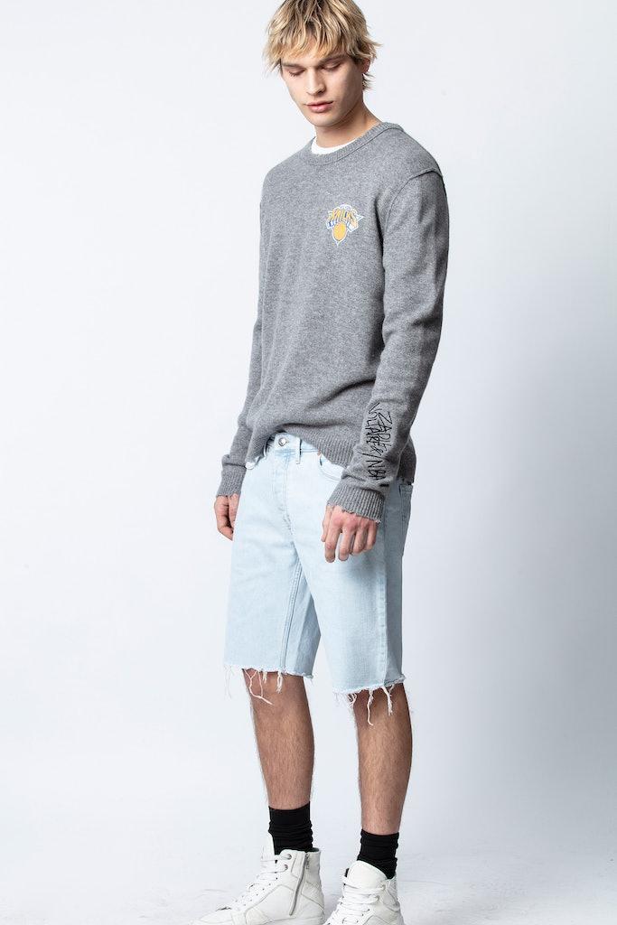 Liam NBA Knicks Sweater