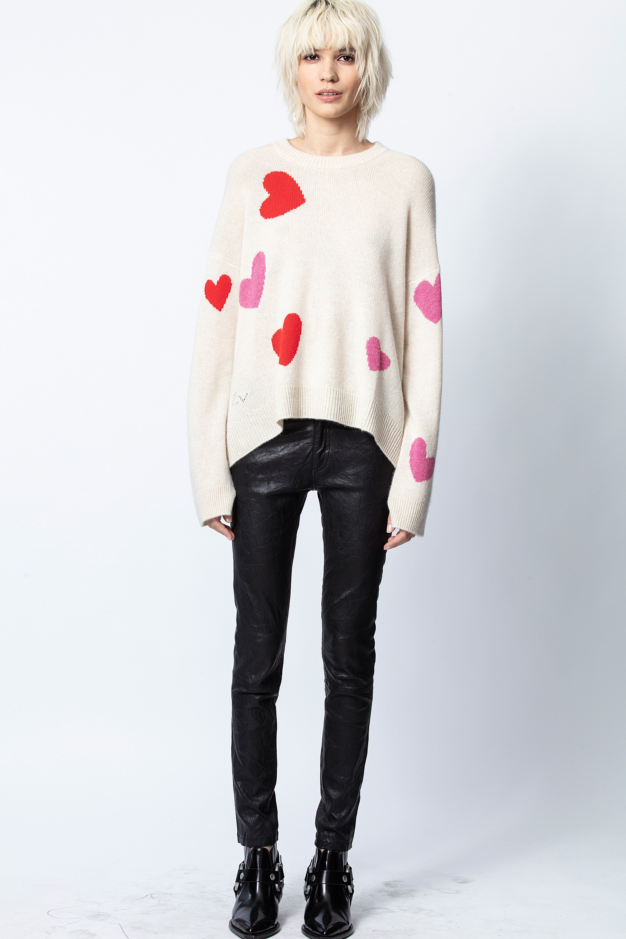 Markus Cahcemire Sweater