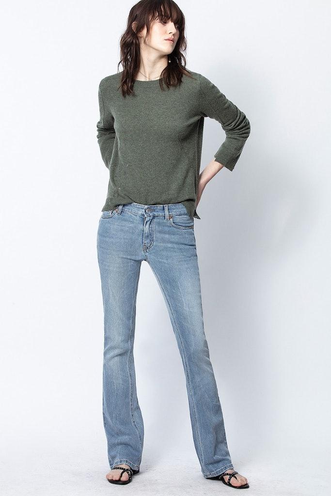 Shania Cachemire Sweater