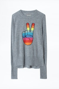 Lirius Peace Cachemire Sweater