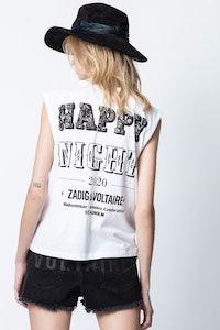 Adria Happy Night Tank Top