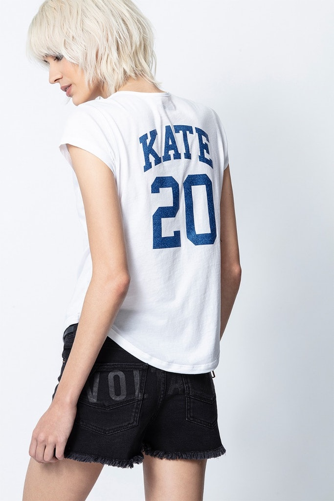 Karta Kate Henley T-shirt
