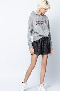 Sweatshirt Clipper Voltaire Scibble