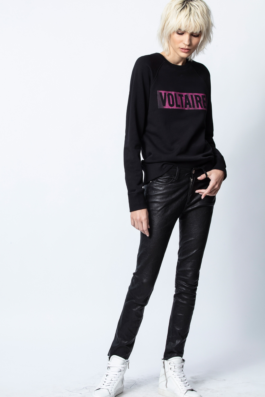 Sweatshirt Massy Voltaire Block