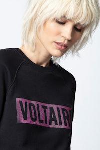 Massy Voltaire Block Sweatshirt