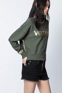 Sweatshirt Champ Voltaire Foil