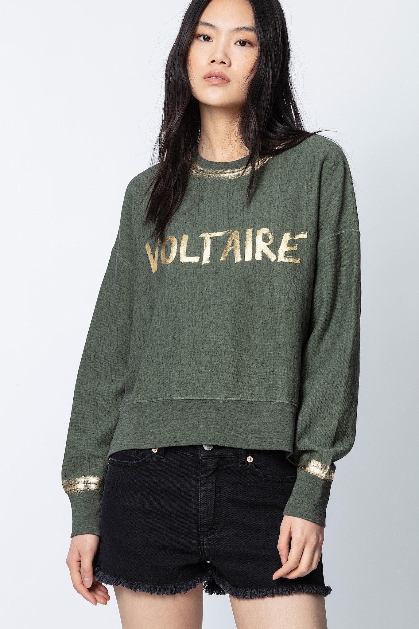 Champ Voltaire Foil Sweatshirt