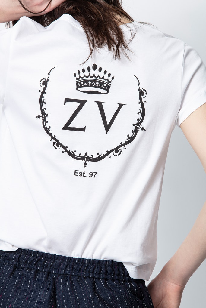 Aretha Crown ZV T-Shirt