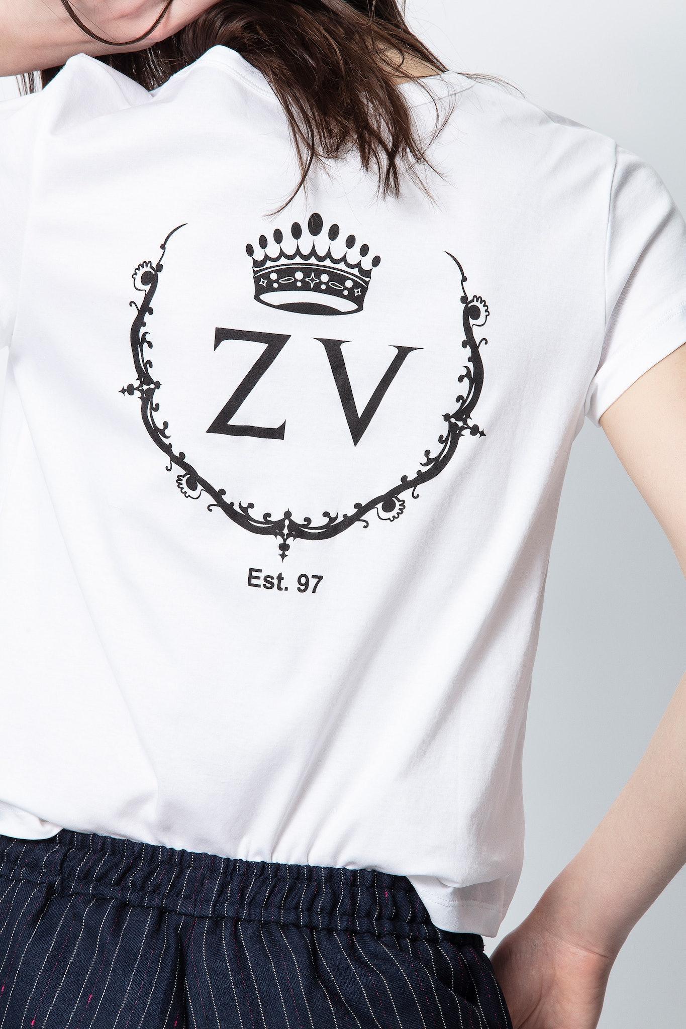 T-Shirt Aretha ZV Couronne