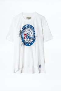 T-Shirt Ancy Philadelphia NBA