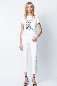 Camiseta Walk Mama Can Do