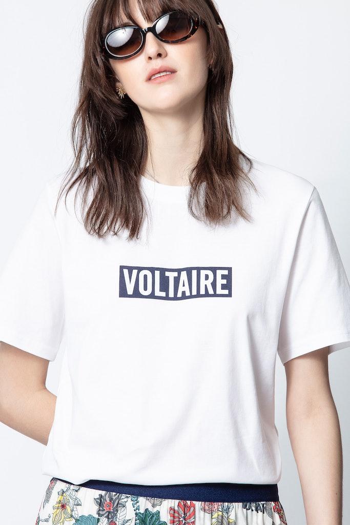 T-shirt Bella Voltaire