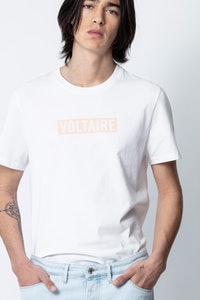 T-Shirt Ted Voltaire