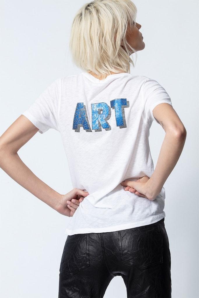 T-Shirt Atia Art 3D
