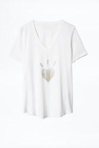 Atia Jormi Strass T-Shirt