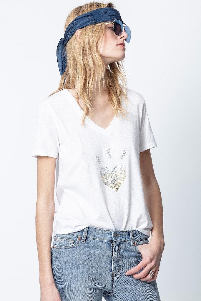 T-Shirt Atia Jormi Strass
