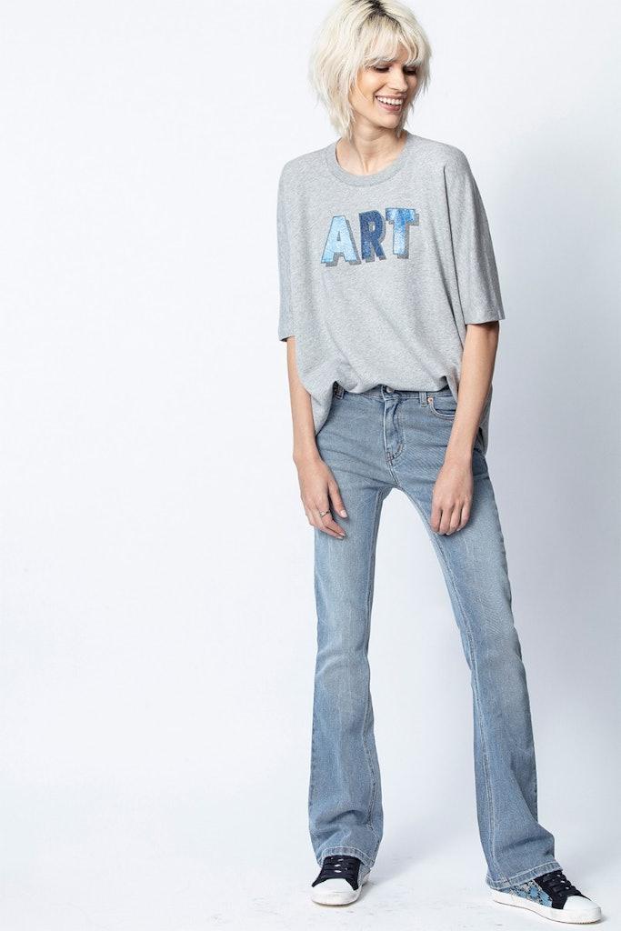 T-Shirt Portland 3D