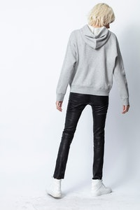 Sweatshirt Spencer Blason Strass