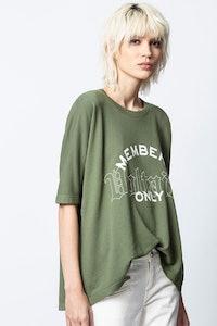 Portland Members Only Sweatshirt