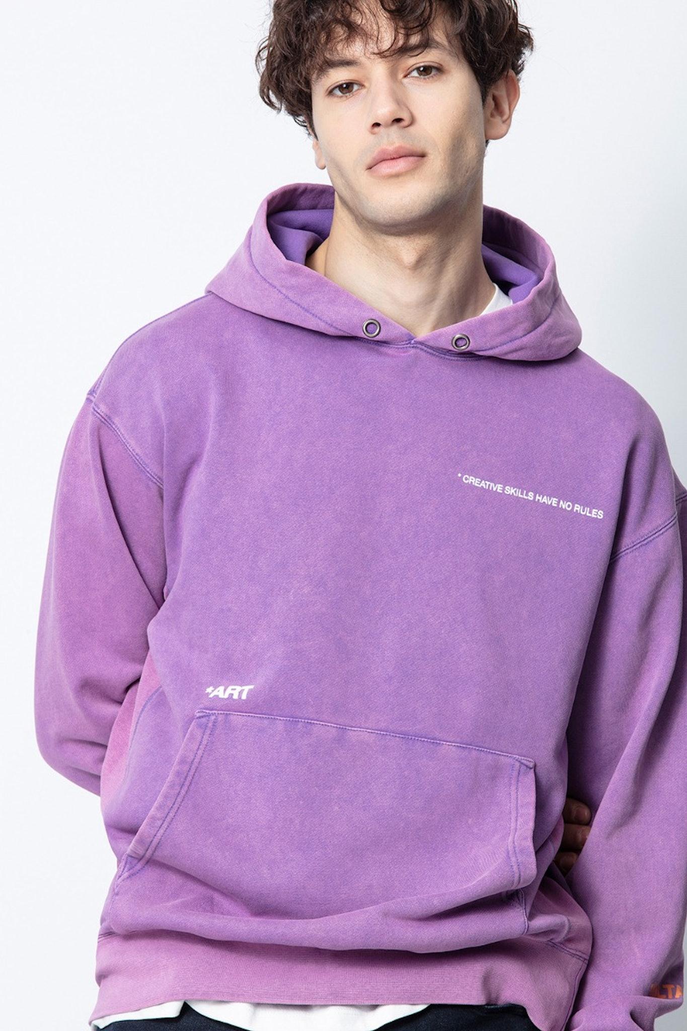 Sanchi Art Photoprint Sweatshirt