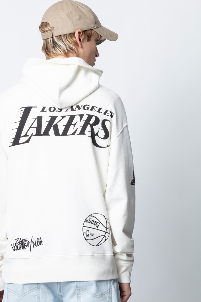 Sudadera Sanchi LA LAKERS