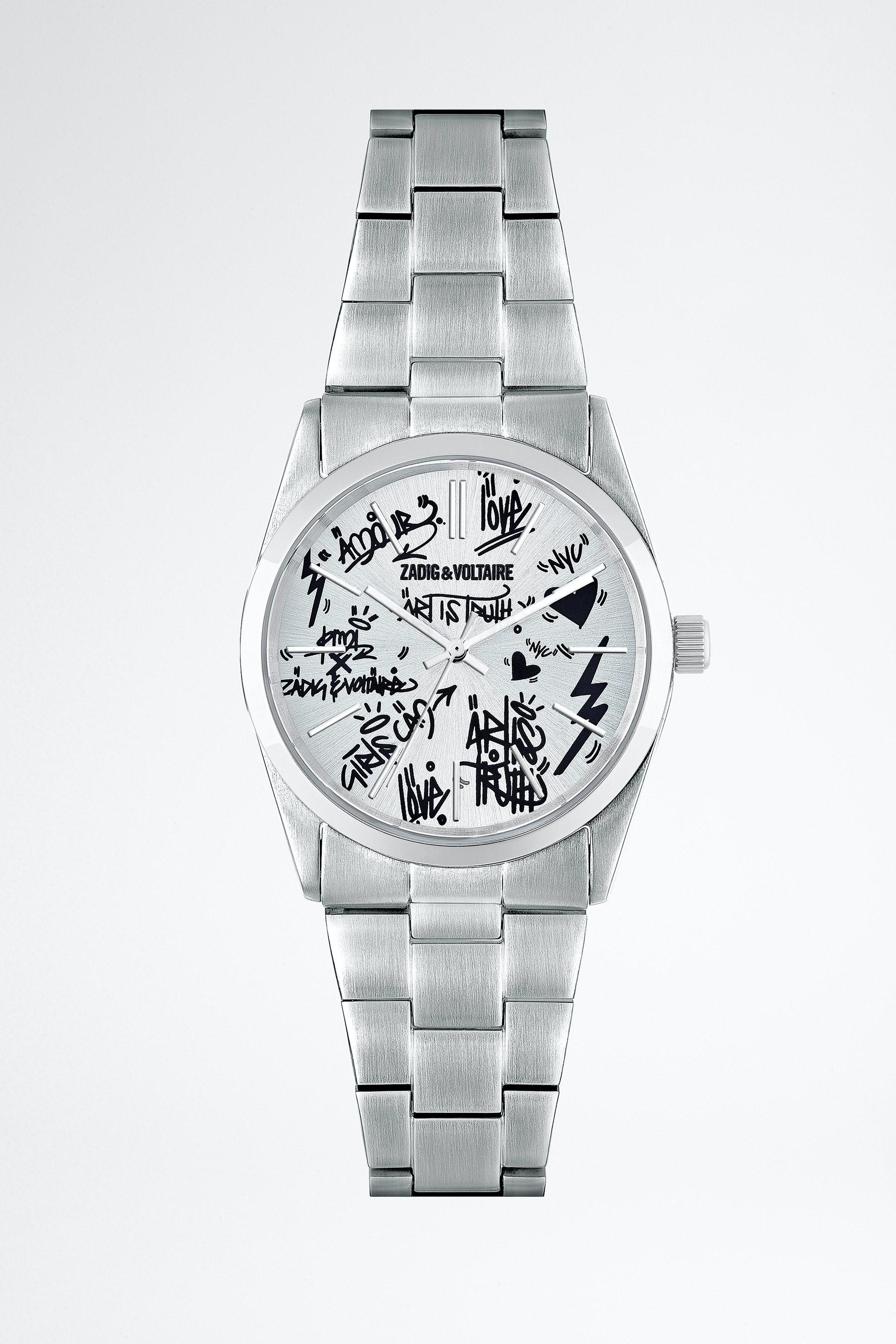 Montre Fusion Tags Jormi