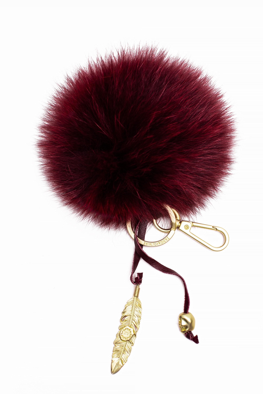 Porte-clés Fluffy