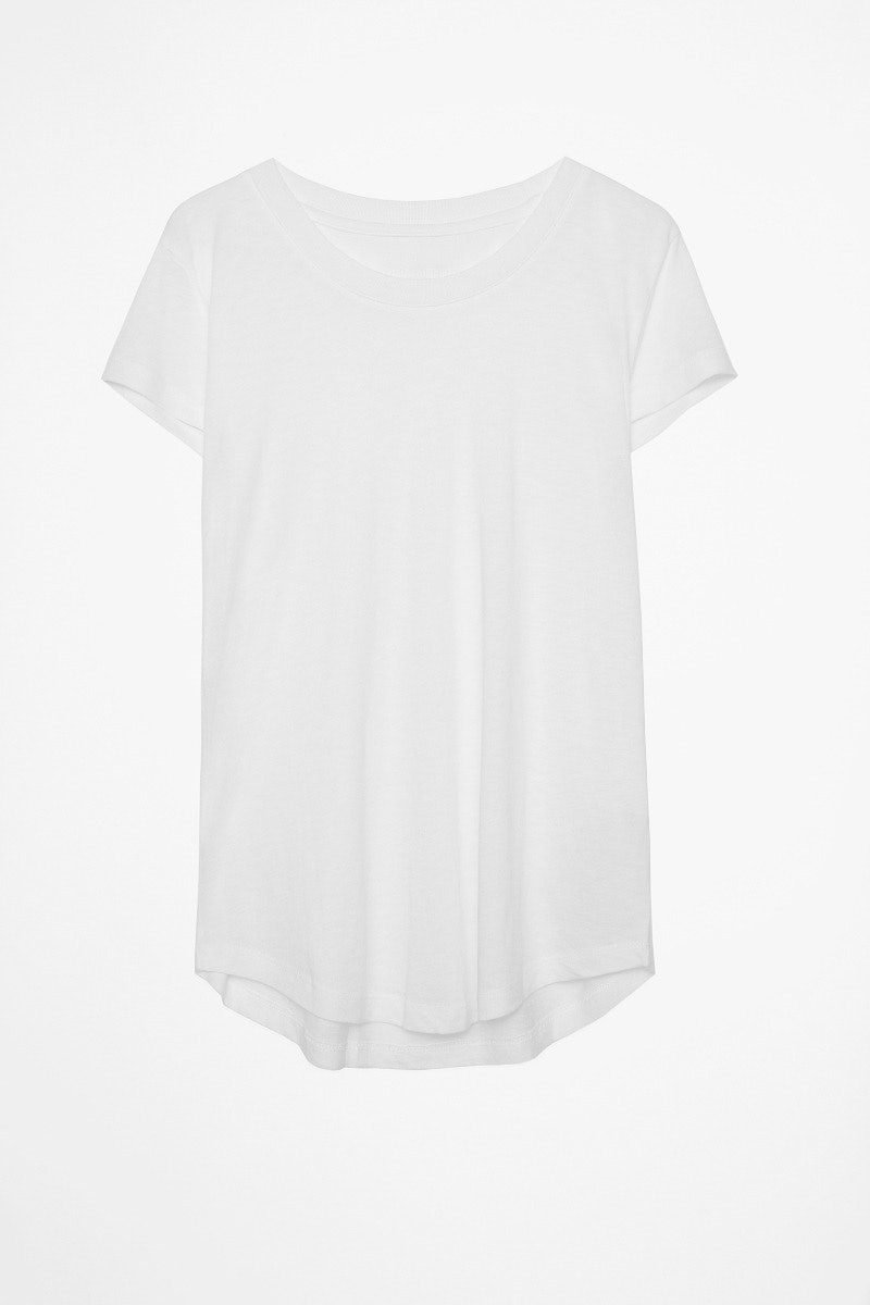 T-Shirt Woop Slub