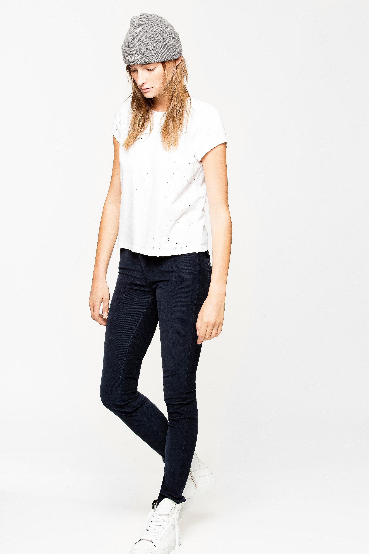 Velvet Eva pants