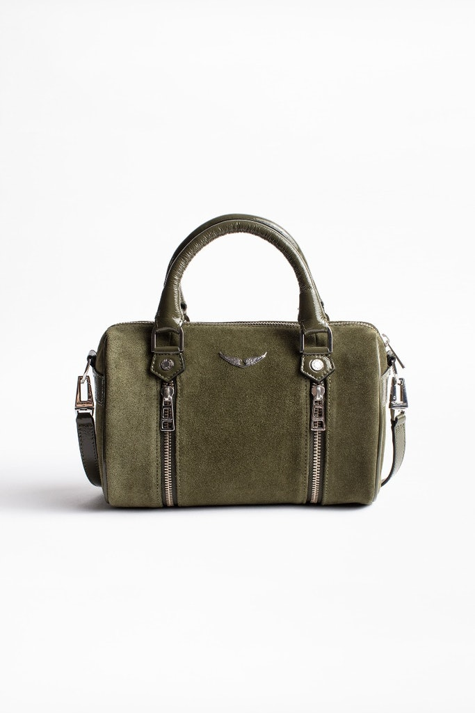 Tasche Xs Sunny Suede Patent
