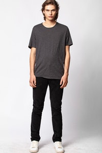 T-Shirt Toby Geflammt