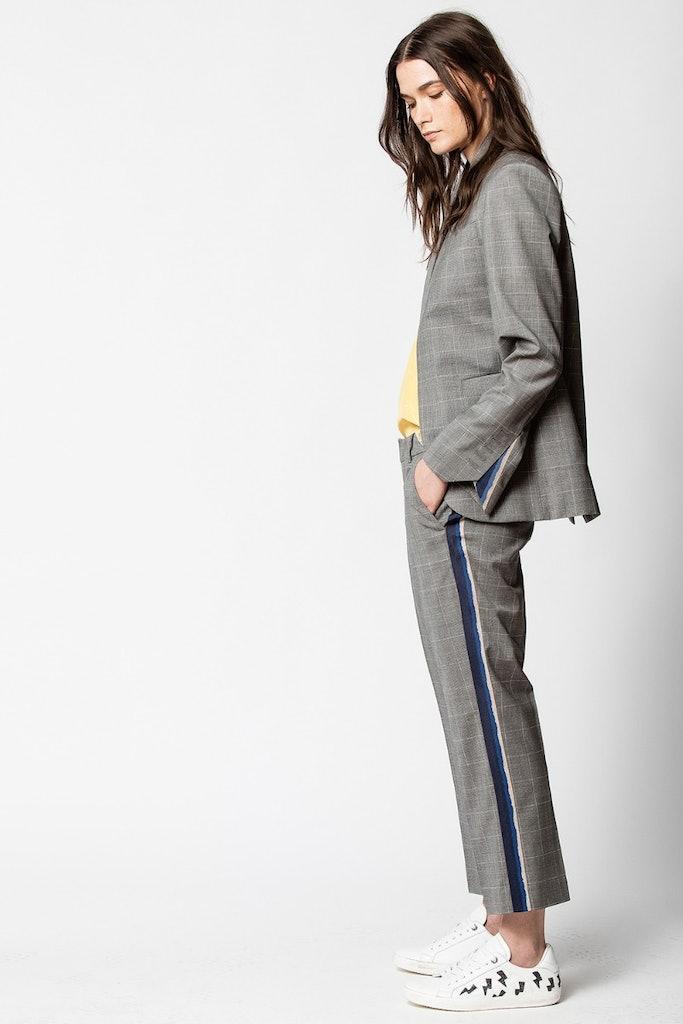 Pantalon Posh Check
