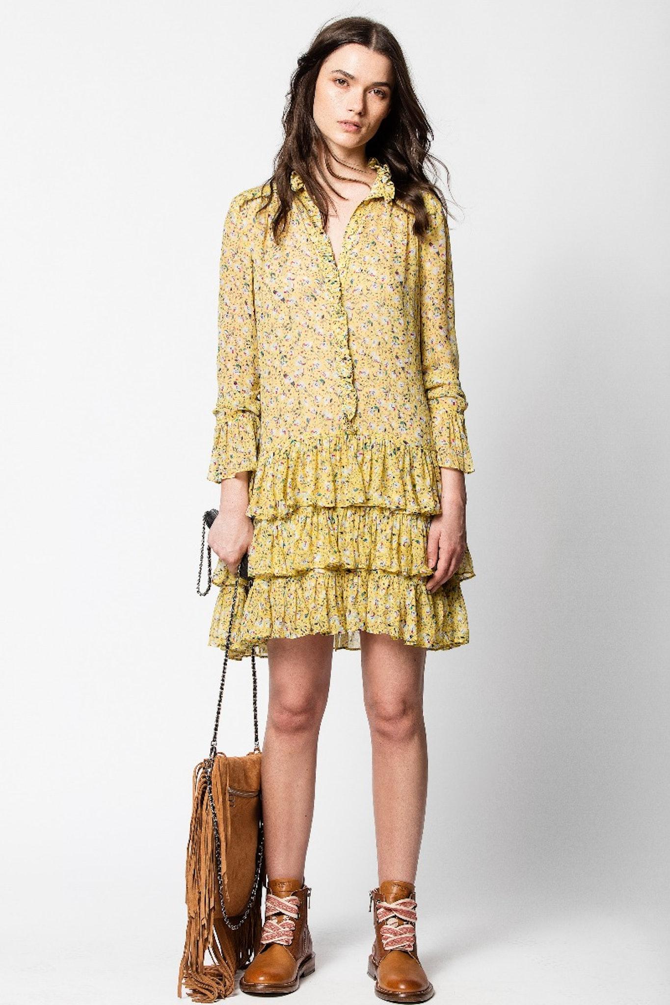Kleid Rebbie Anemone