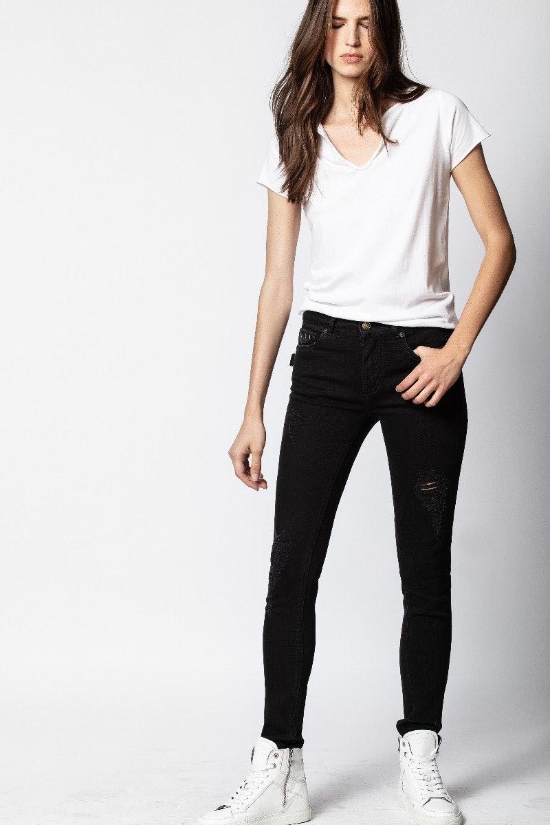 Jeans Eva Grunge