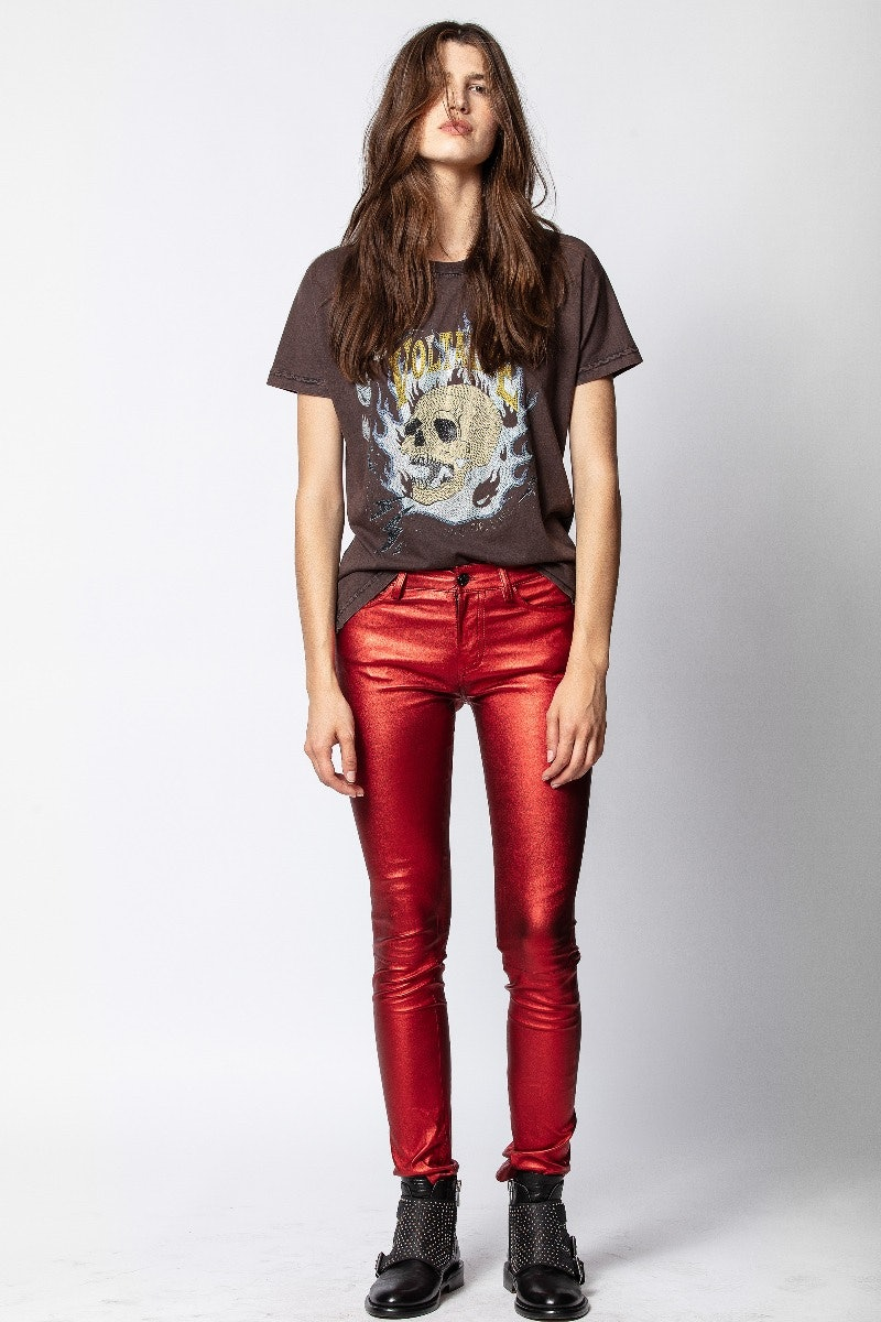 Phlame Metal Pants