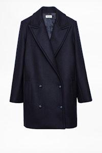 Motty Studs Coat
