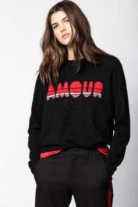 Gaby Cachemire Amour Sweater