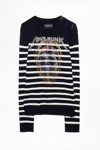 Pullover Jeremia MW Punk