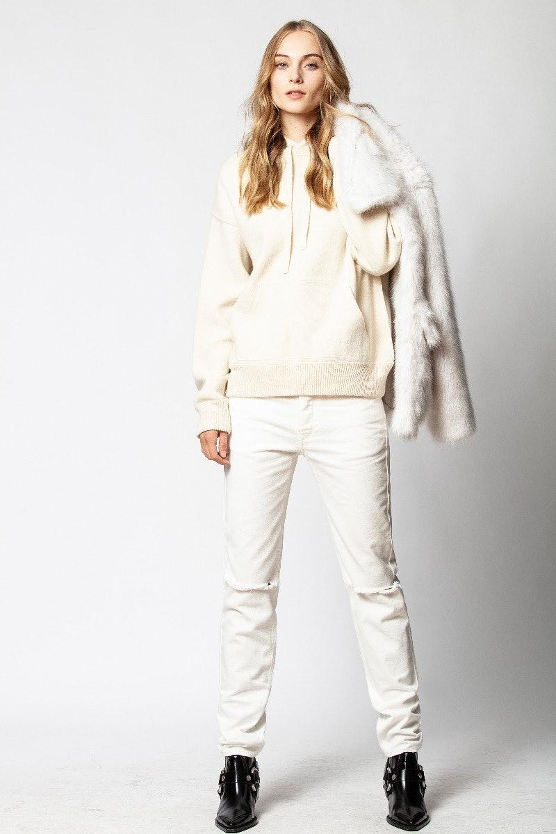 Susanna Cashmere Sweater