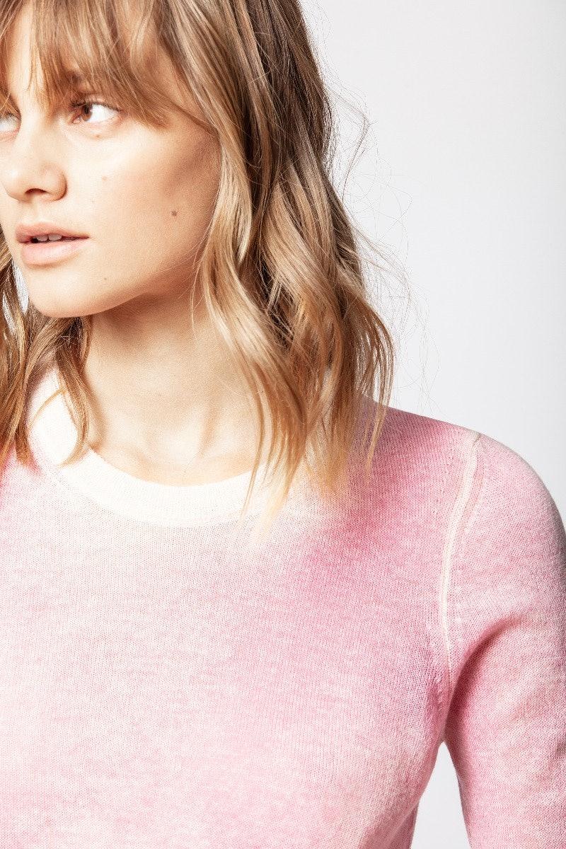 Missy Twist Sweater