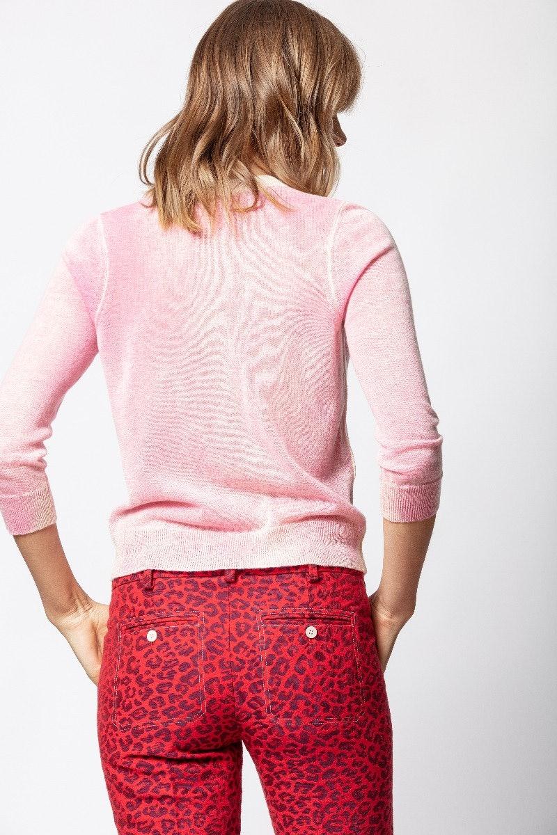 Jersey lana Zadig & Voltaire M Rosa en perfecto