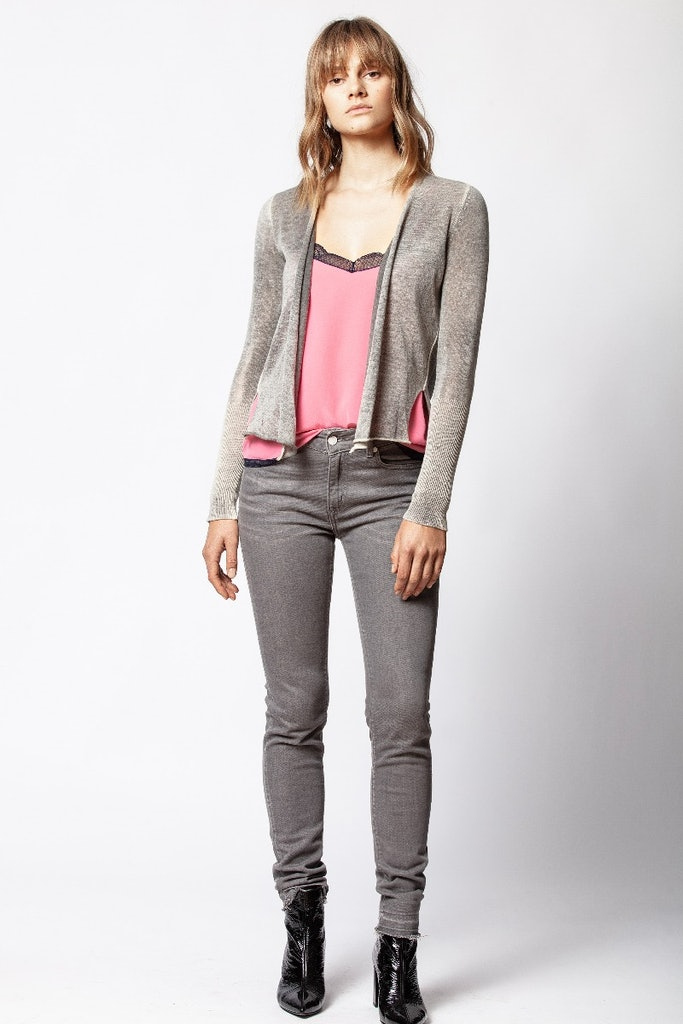 Cardigan Dallas Twist Cachemire