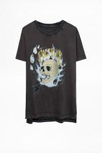 Tom Strass Flamme T-shirt