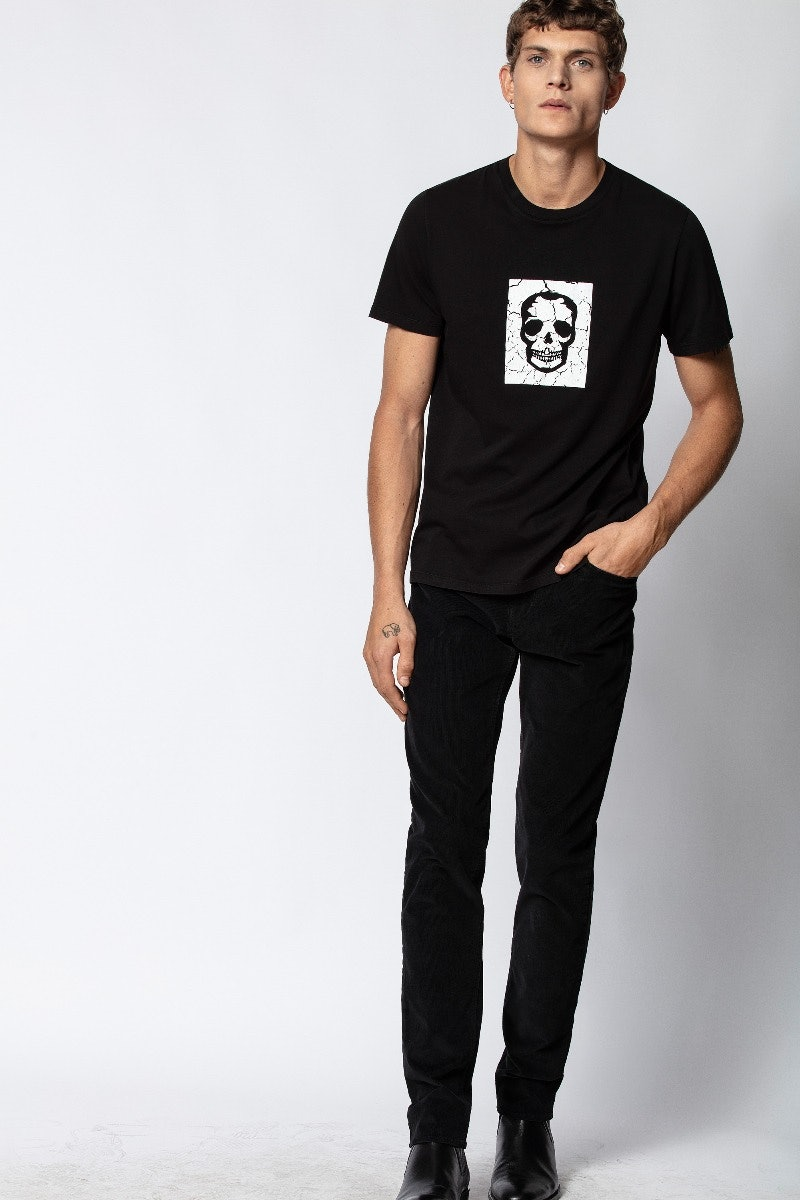 Tommy Small Skull T-shirt
