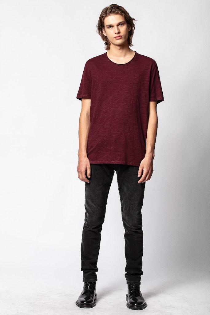 T-Shirt Toby Flammé
