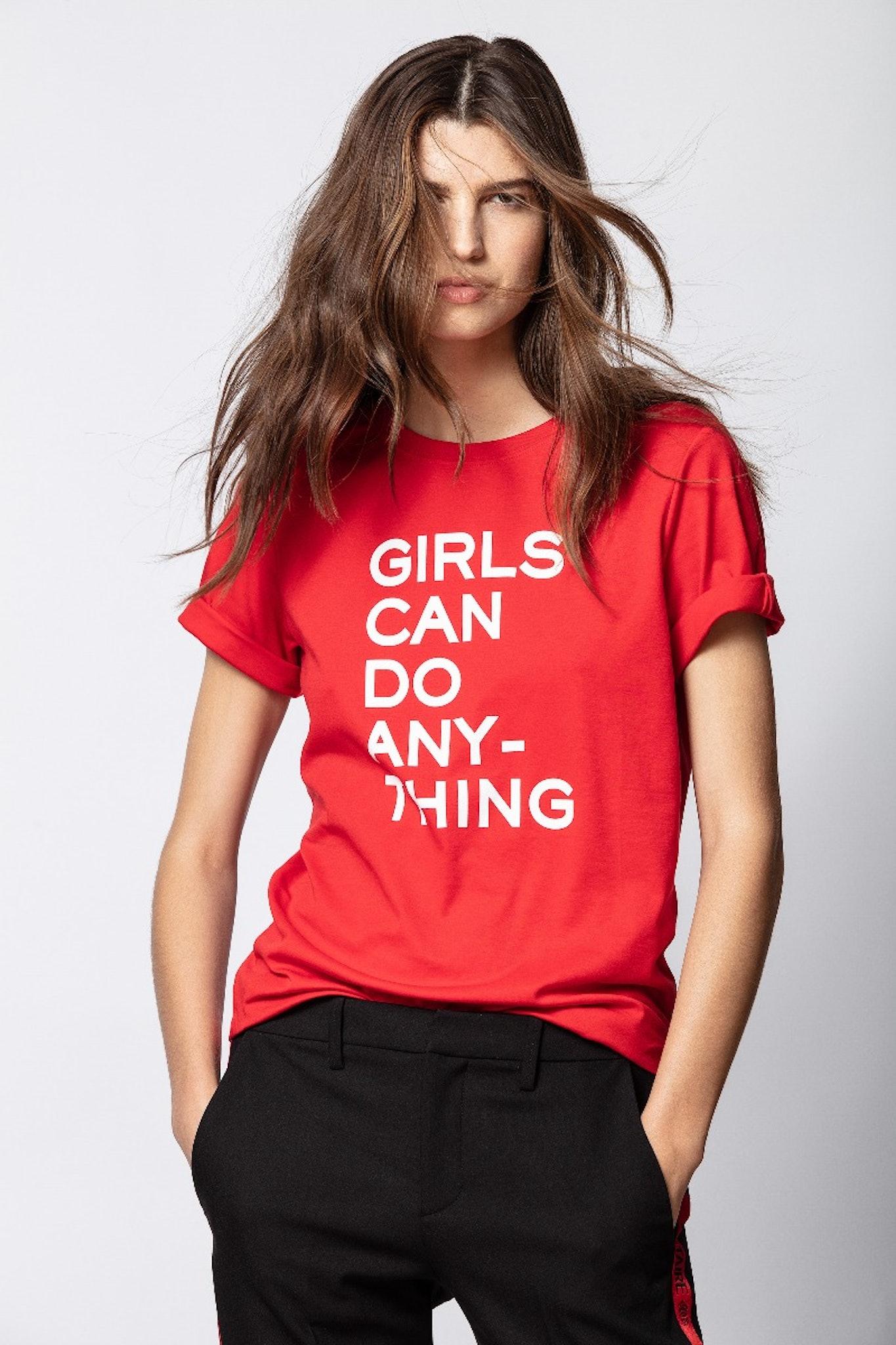 T-shirt Bella Girls