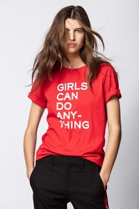 Camiseta Bella Girls