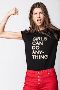 Walk Girls T-shirt