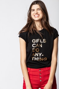 Walk Girls T-shirt