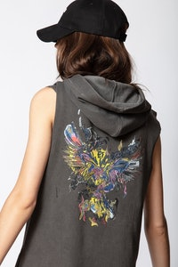 Sia Strass Eagle Dress